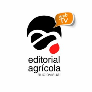 Identificador de Editorial Agrícola Web TV.