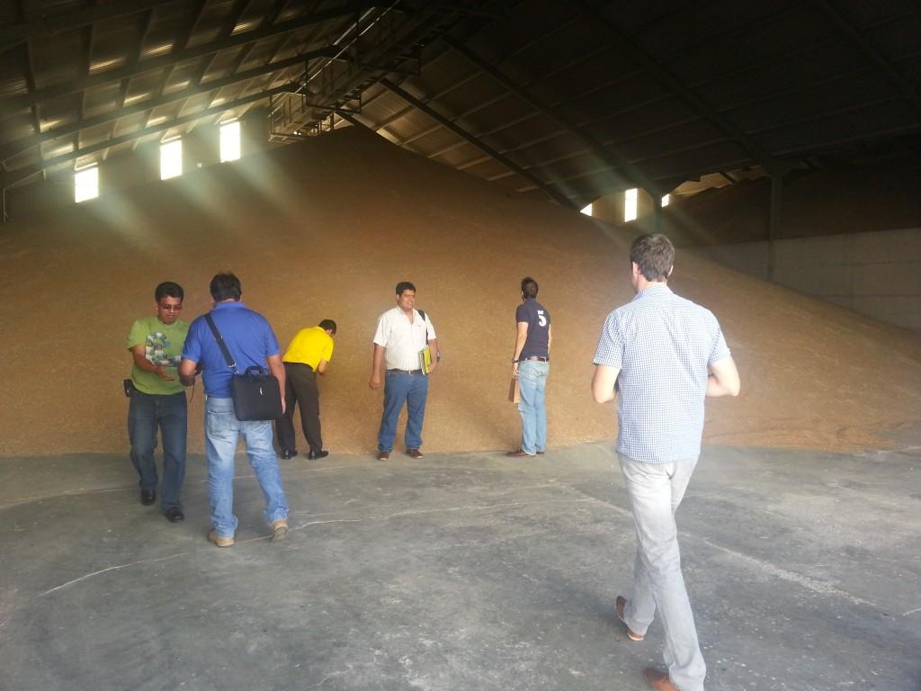 Los cooperativistas visitaron cooperativas de Aragón, Extremadura y Andalucía.