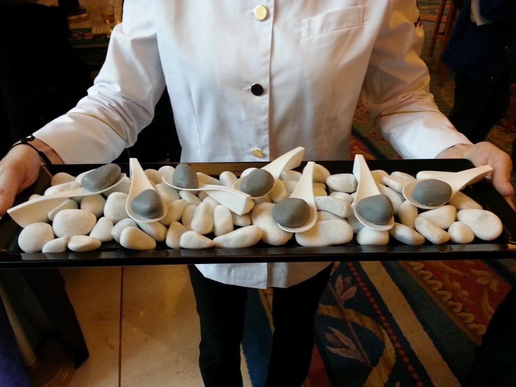 Una muestra de las presentaciones de Life Gourmet. PEAGRO