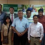 Acodea y Agriterra se unen para fomentar el cooperativismo agroalimentario