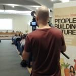 Periodistas de todo el mundo reflexionan con Greenaccord sobre agricultura, alimentación, desperdicio y hambre