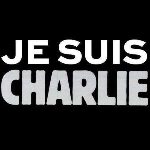 Una corriente de solidaridad con Charlie Hebdo recorre el mundo.